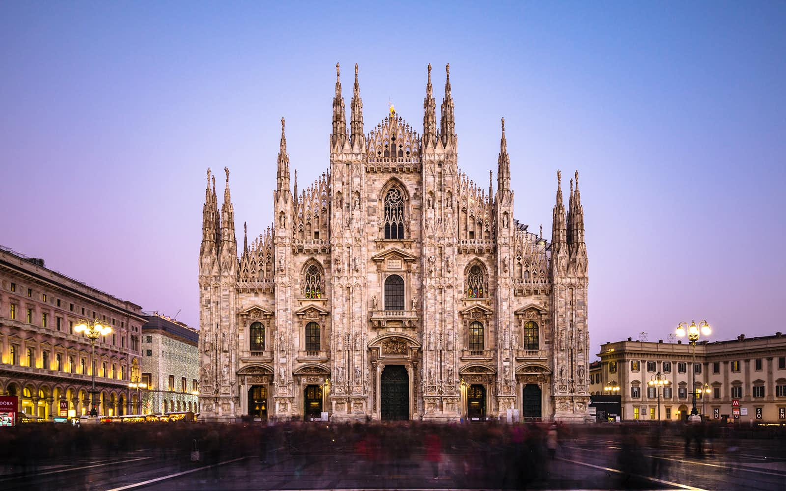 Duomo Milan