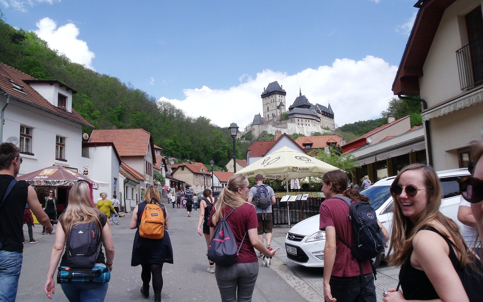 guided tour of karlštejn castle with lunch-2