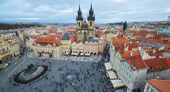 Prague castle tickets - 2