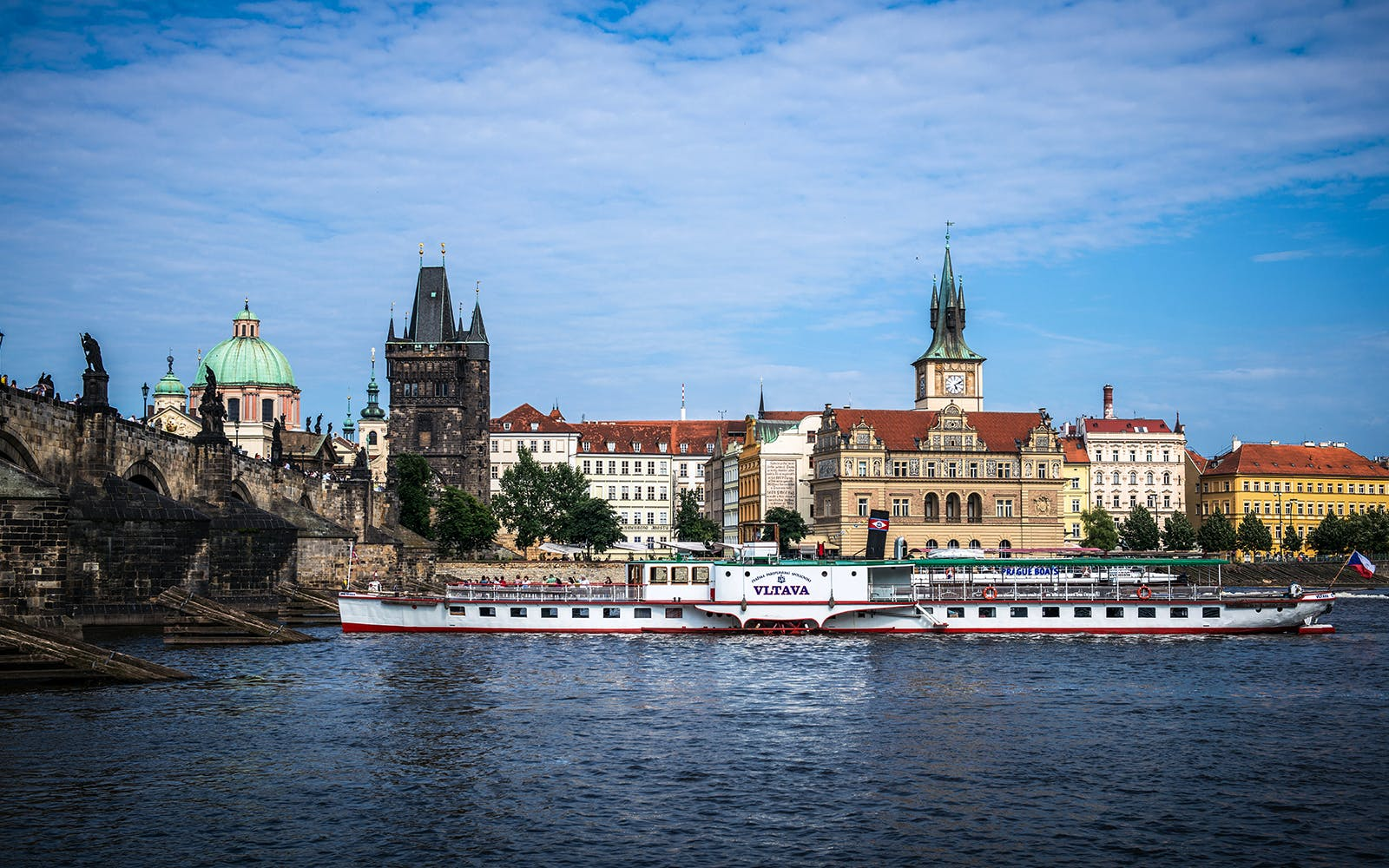 prague river cruise tickets