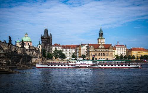 Prague Vltava River Cruises