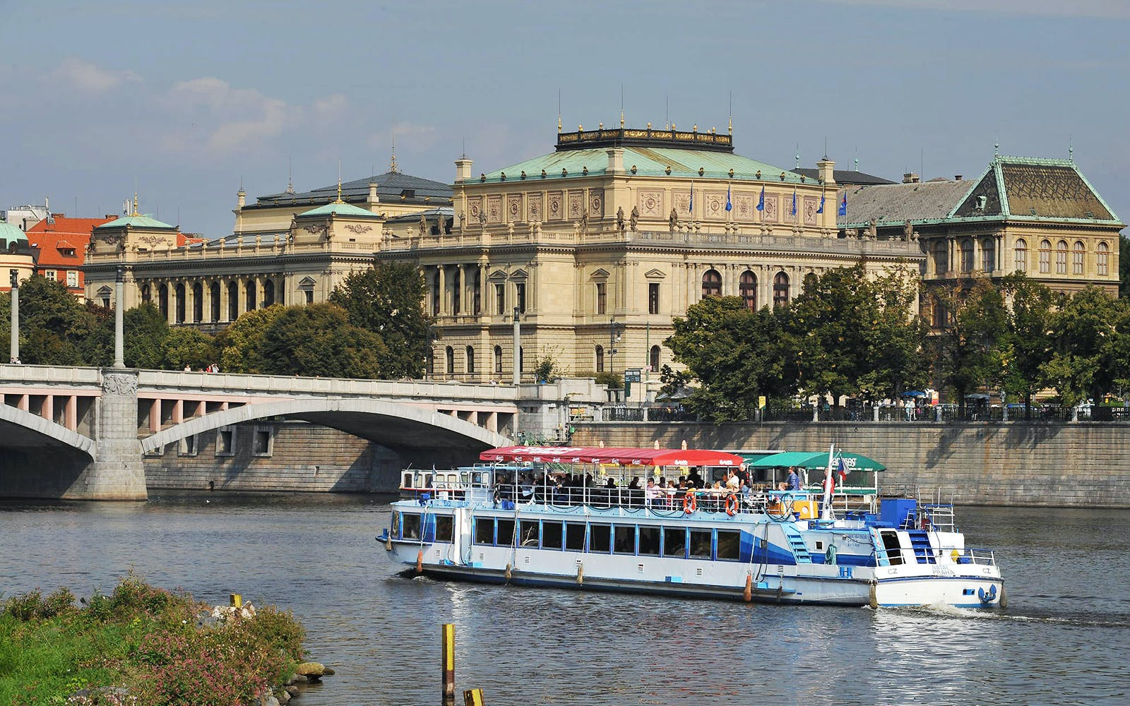 prague tour and cruise