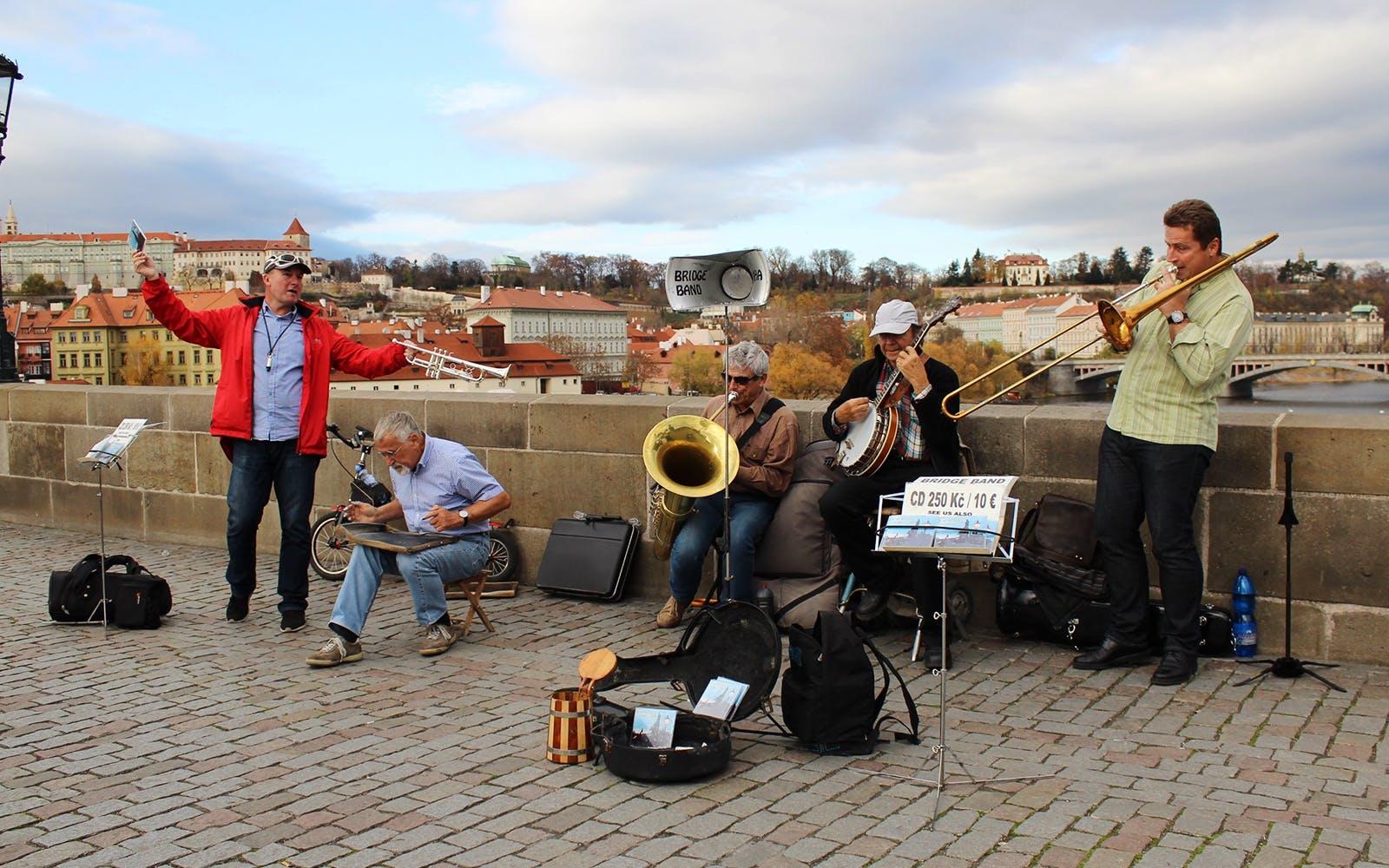 Best Things to do in Prague - Charles Bridge - 2