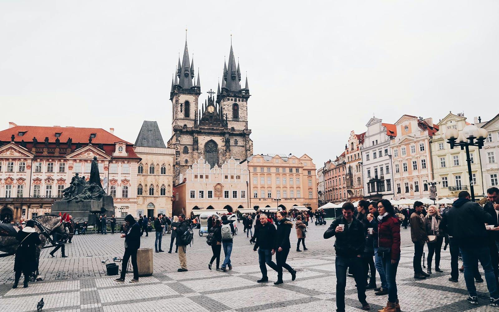 Prague 1 day itinerary