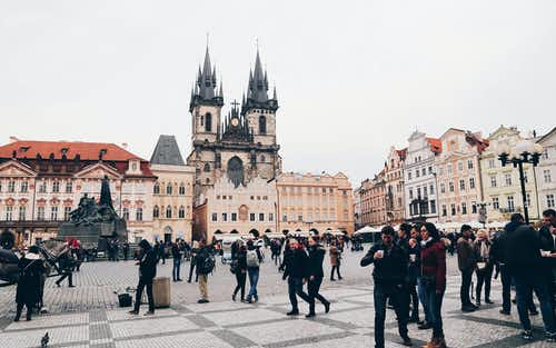Prague 1 day itinerary