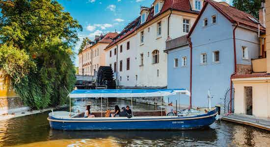 praha river cruises