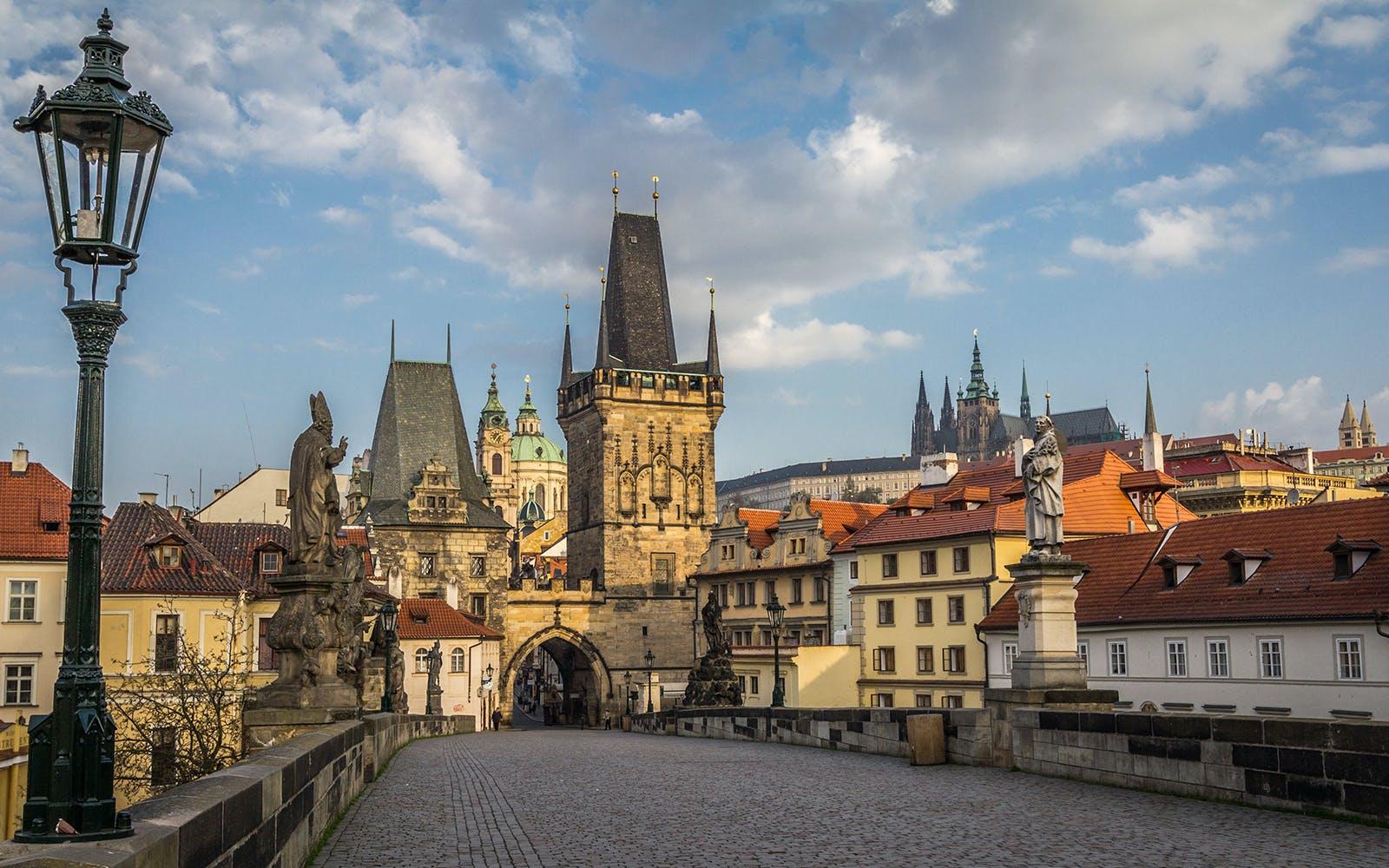Best Things to do in Prague - Charles Bridge - 1