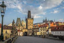 Best Things to do in Prague - Charles Bridge - 1