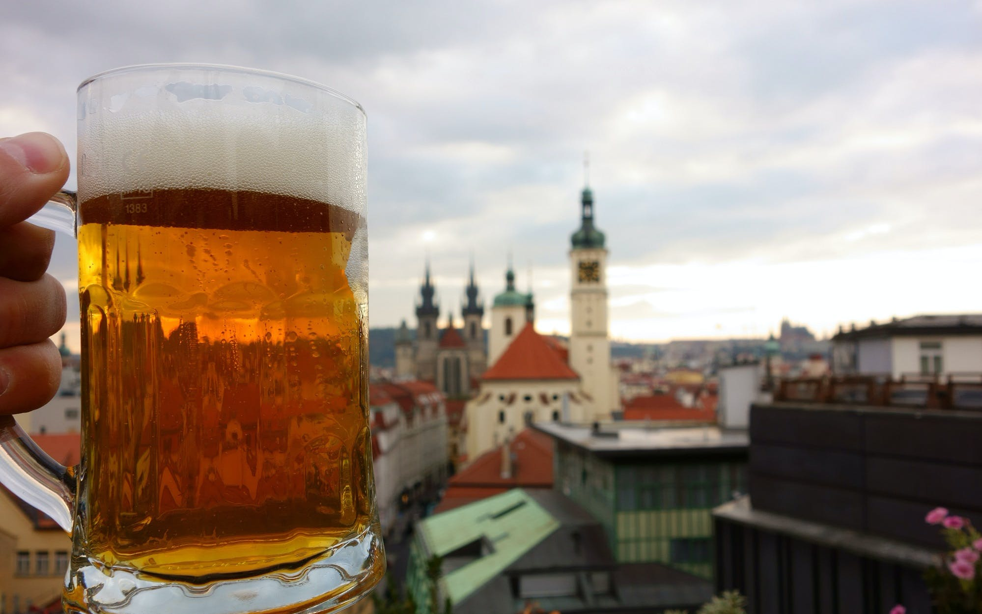 legendary beer tour of prague with dinner-3