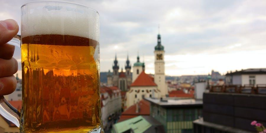 Prague in June
