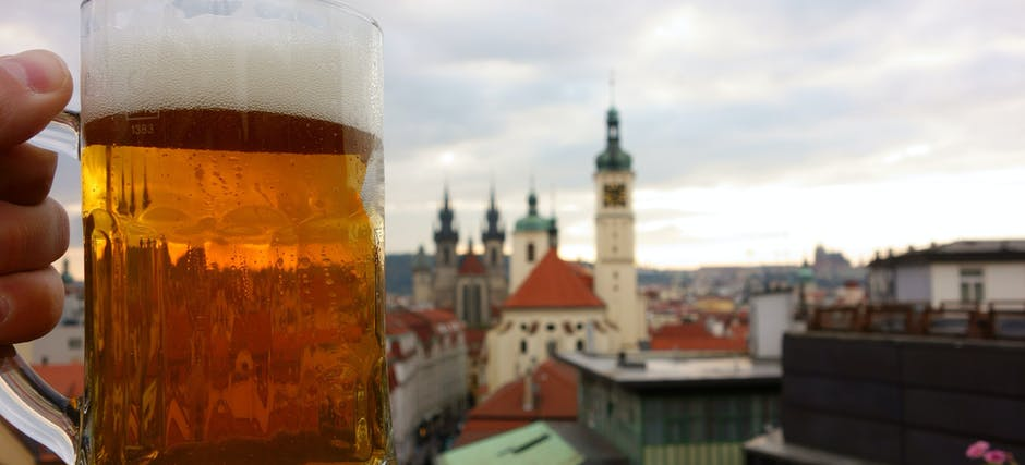 Legendary Beer Tour of Prague with Dinner