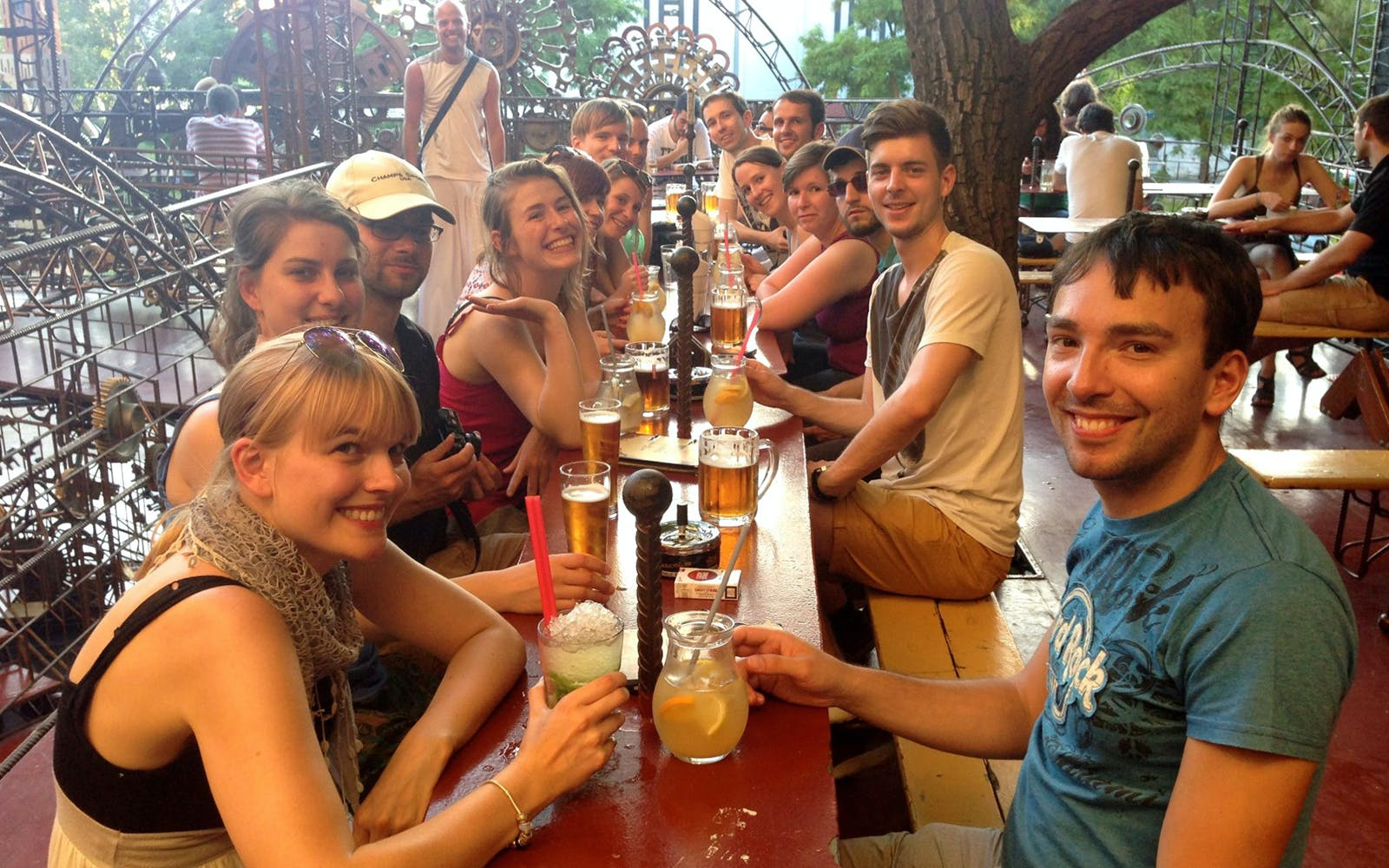 legendary beer tour of prague with dinner-2