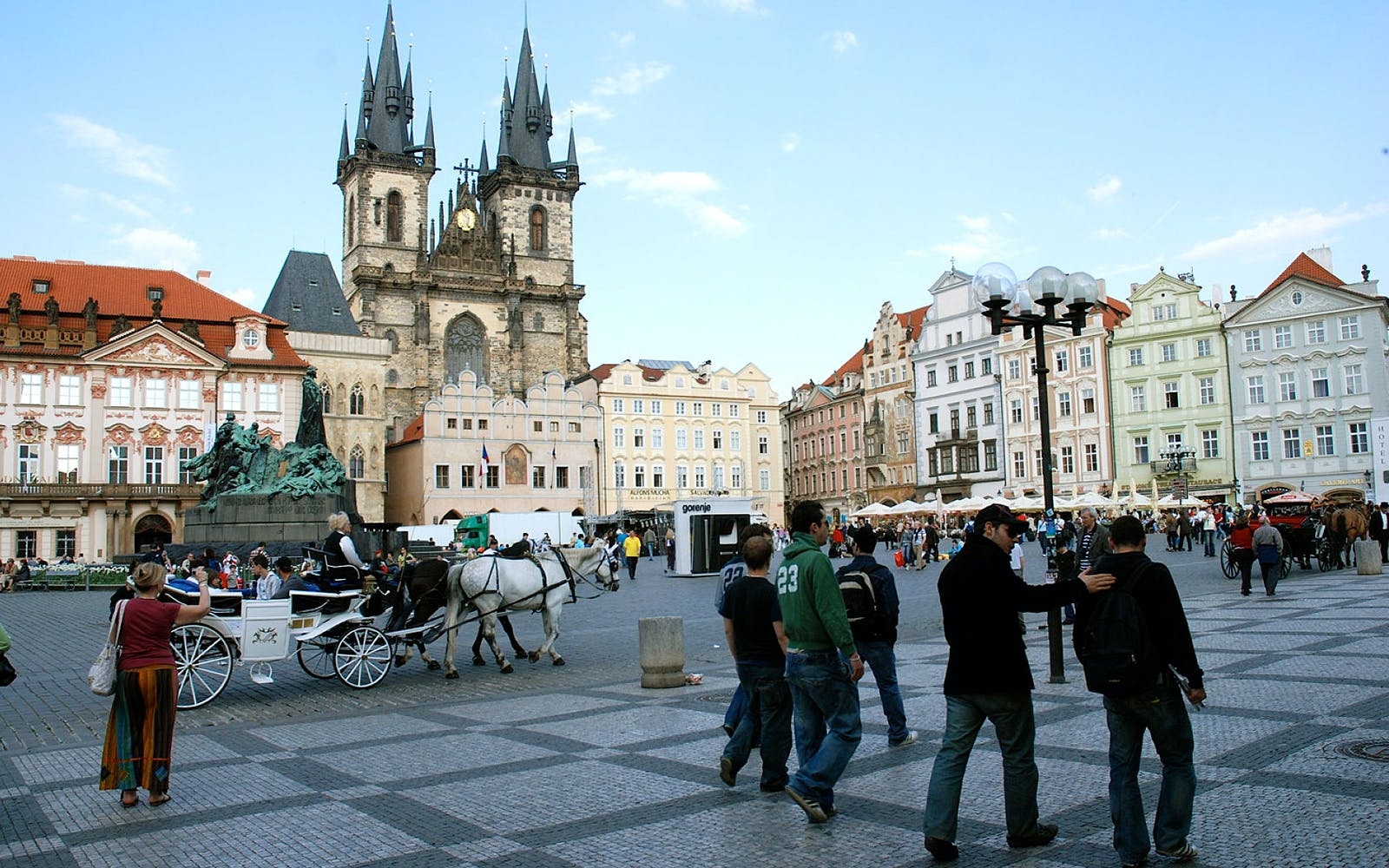 Walking Tour of Old Town Prague