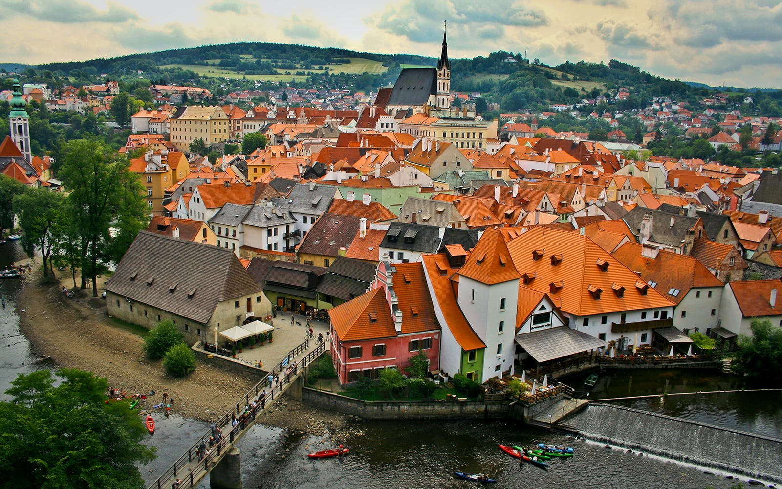Full Day Guided Visit to Cesky Krumlov