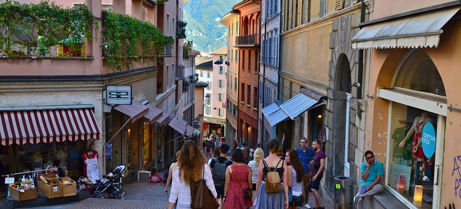 Lake Como, Bellagio and Lugano Day Trip from Milan