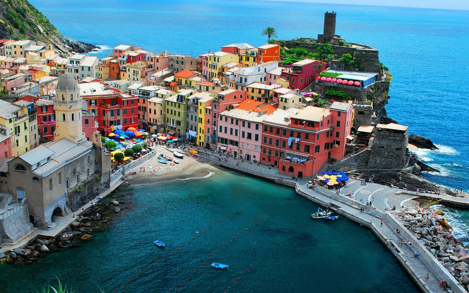Cinque Terre Day Trips From Milan
