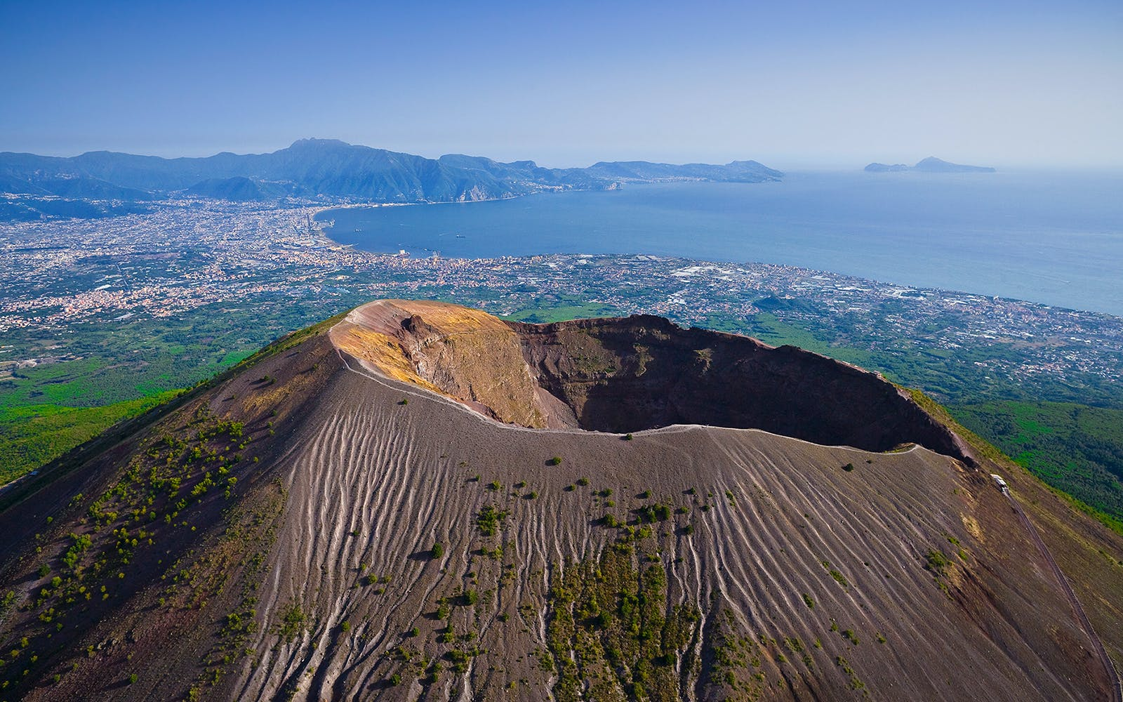 Pompeii and Mount Vesuvio Full Day Tour from Naples