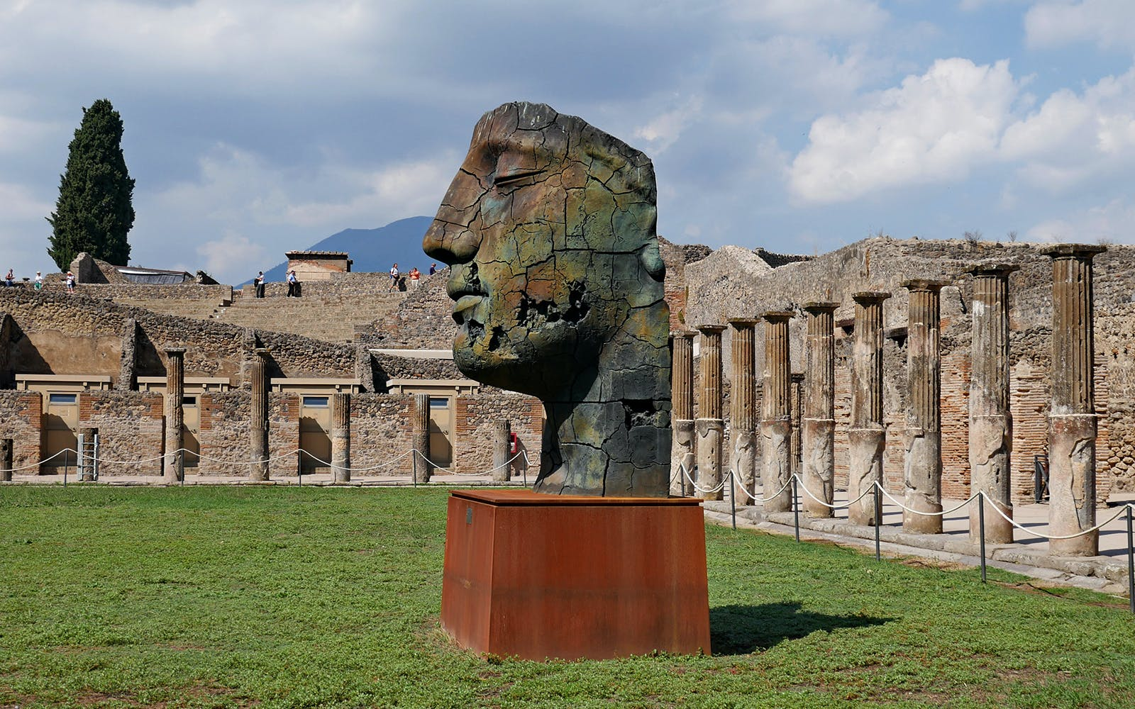 pompeii and mount vesuvius full day tour from naples-2