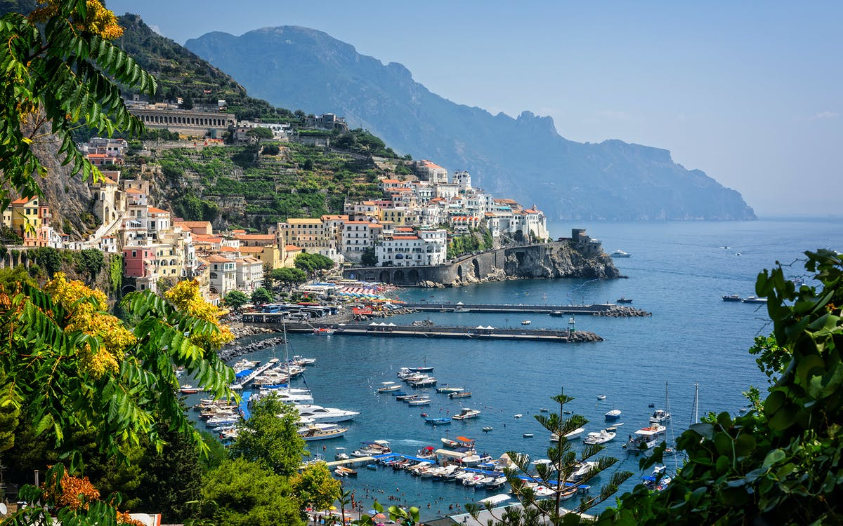 amalfi coast and pompeii full day tour from naples-1