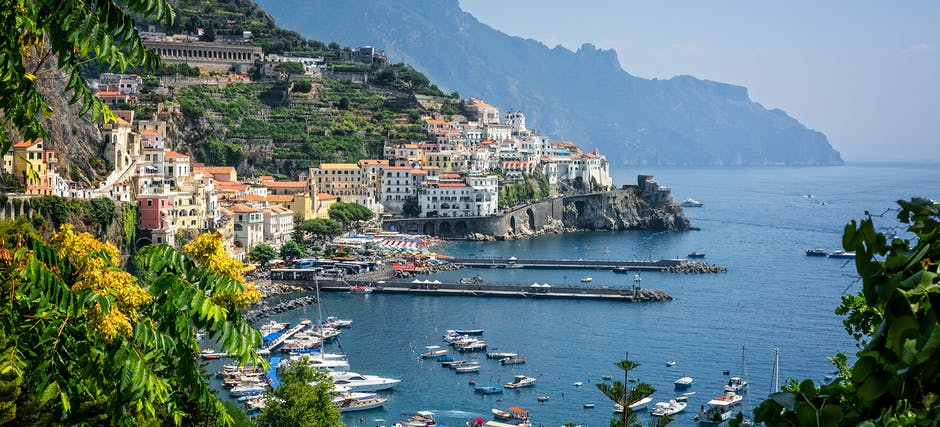 Amalfi Coast and Pompeii Full Day Tour from Naples