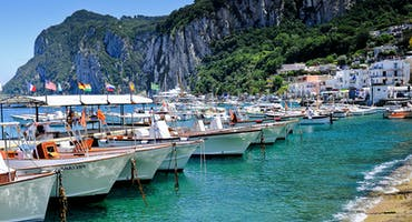 Capri and Anacapri Full Day Trip from Naples