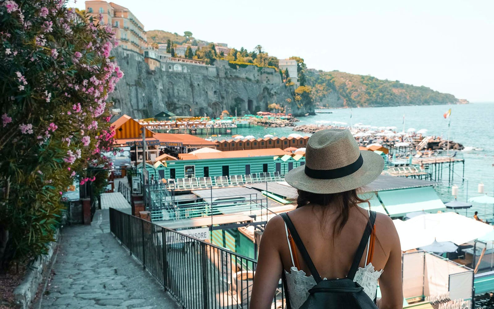 Sorrento, Positano and Amalfi Full Day Tour from Naples