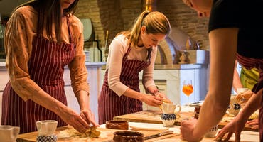 Italian Cooking Class in Naples