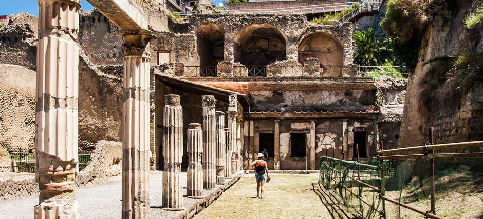 Herculaneum Half Day Tour From Naples