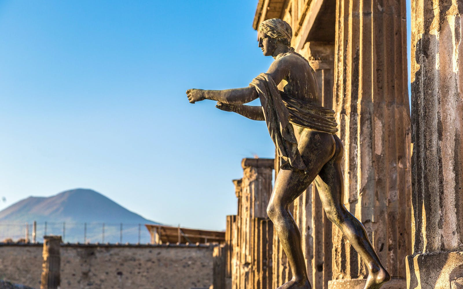 Pompeii Guided Tour with Transfers