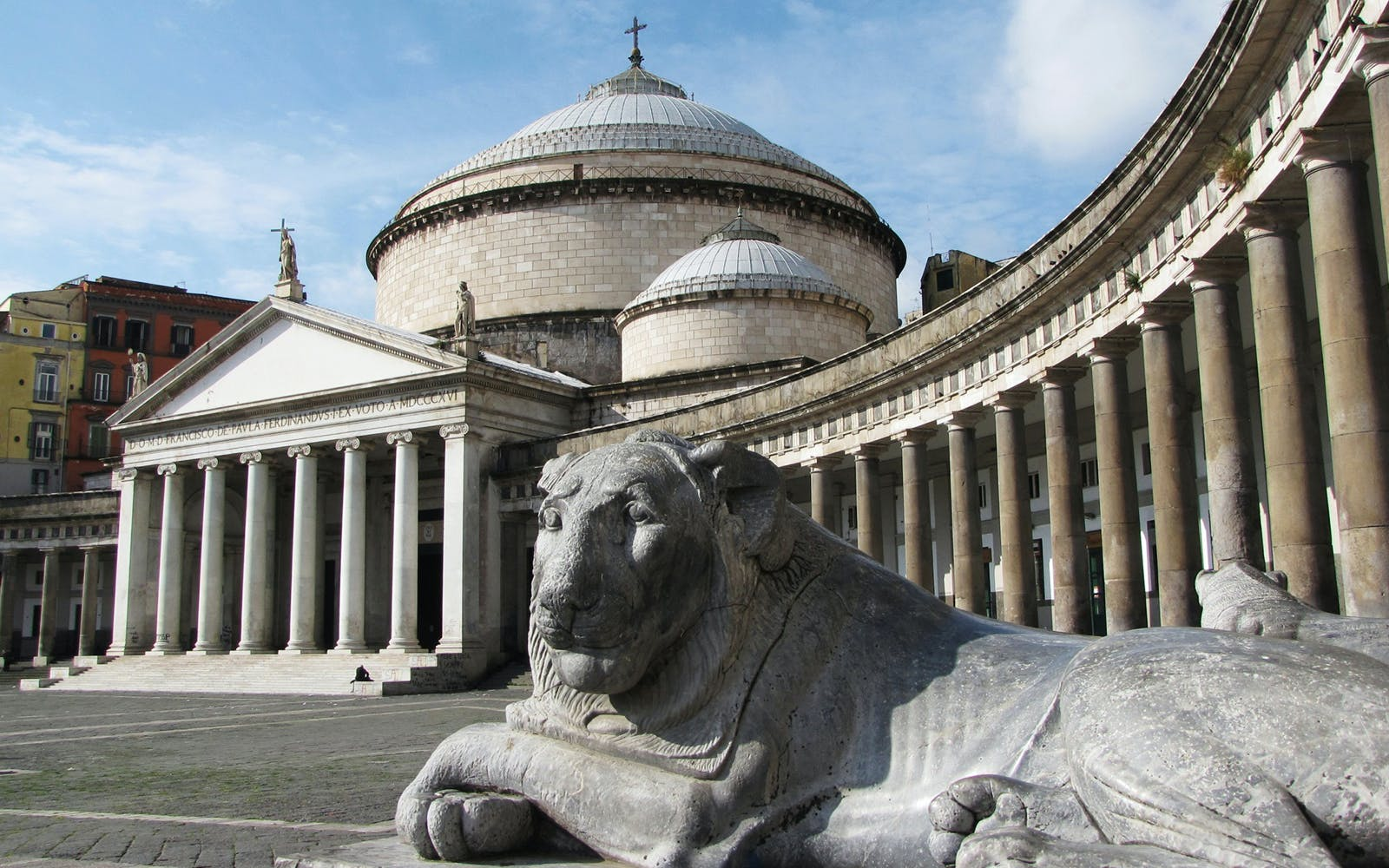 pompeii excavations and naples full day tour -3