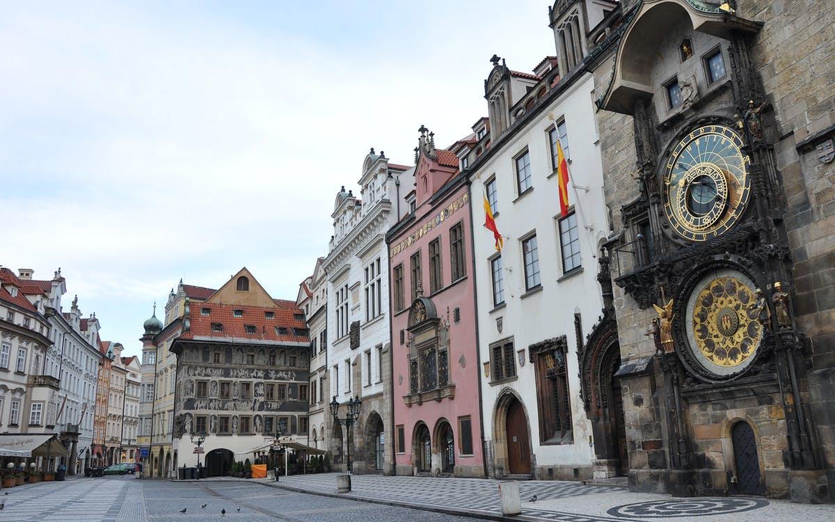 Jewish Tours Prague Czech Republic