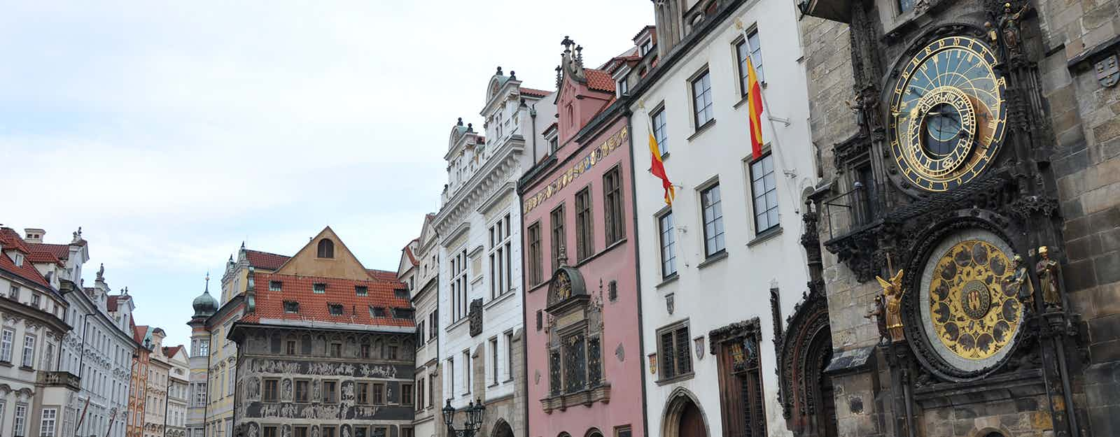 Walking Tour of Old Town and Jewish Quarter
