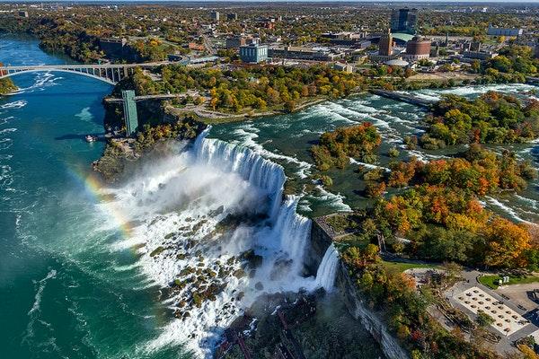 Niagara Falls reopening