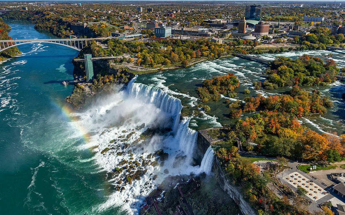 Niagara Falls Helicopter Tour From Nyc
