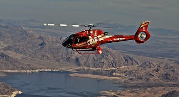 West Rim Bus Tour with Helicopter Ride & River Cruise