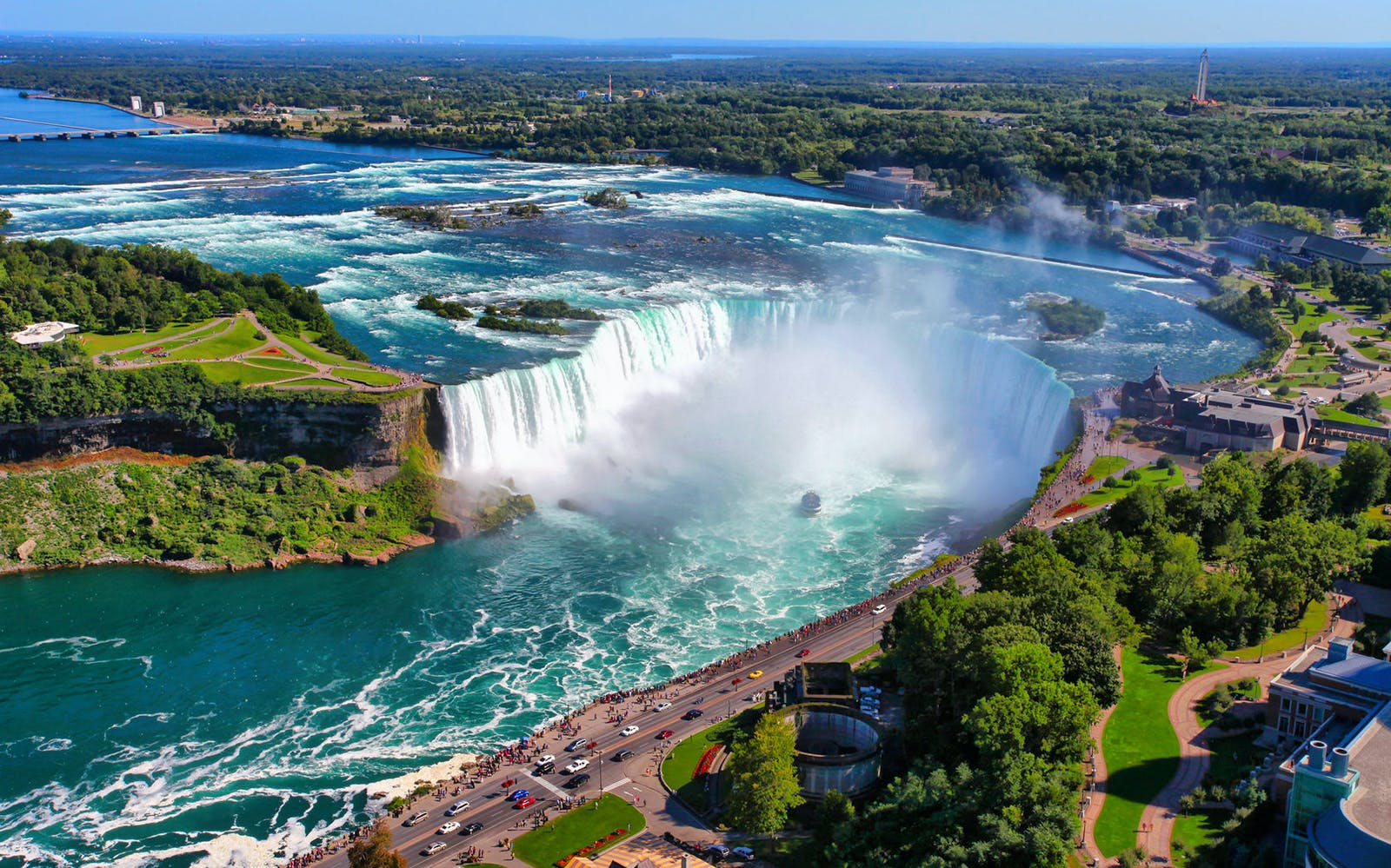 New York To Niagara Falls Day Trip | Discover The Greatest Falls In The World