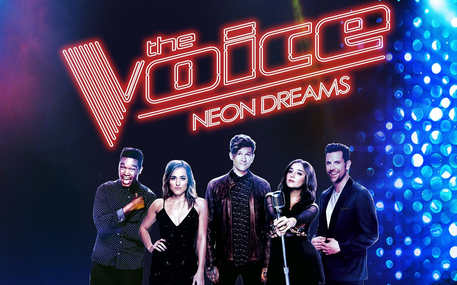 The Voice: Neon Lights
