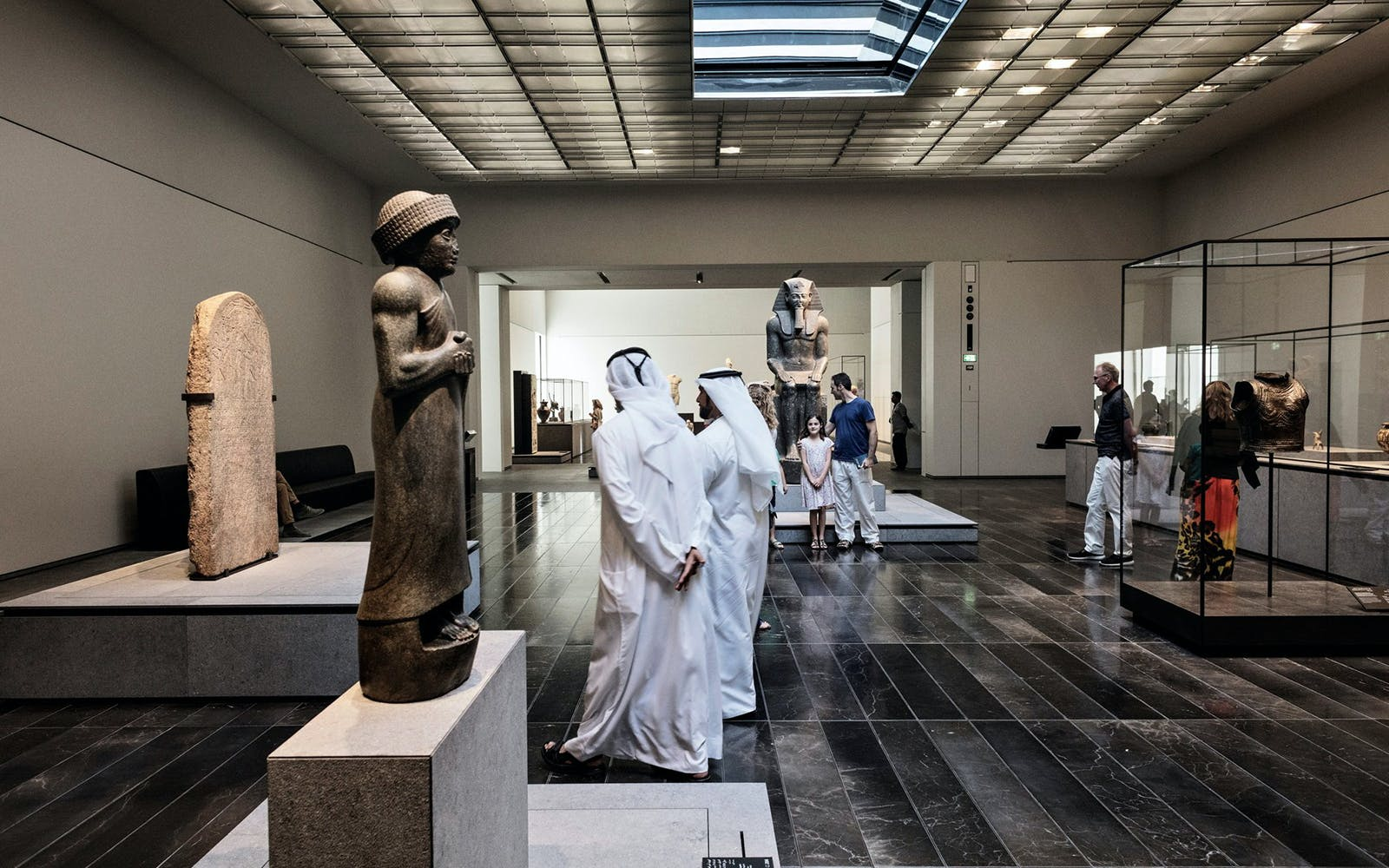 louvre abu dhabi with multimedia guide - skip the line tickets-3