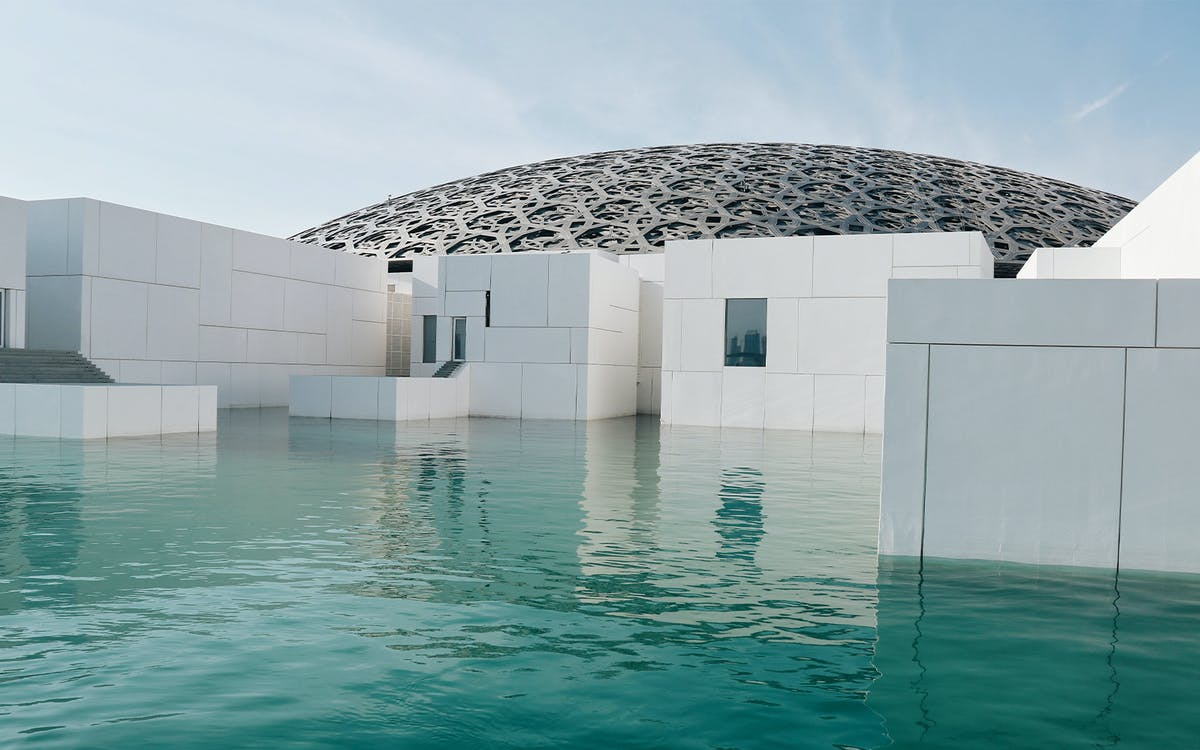 louvre abu dhabi with multimedia guide - skip the line tickets-1