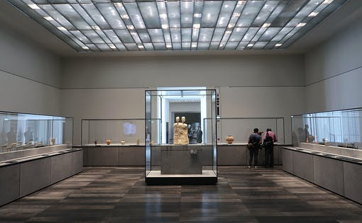 Official Guided Tour of Louvre Abu Dhabi