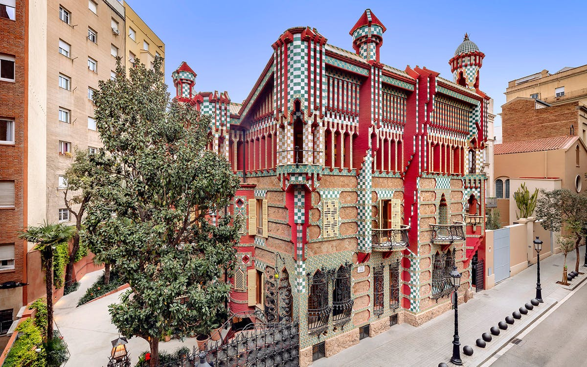 casa vicens - gaudi's first house-1