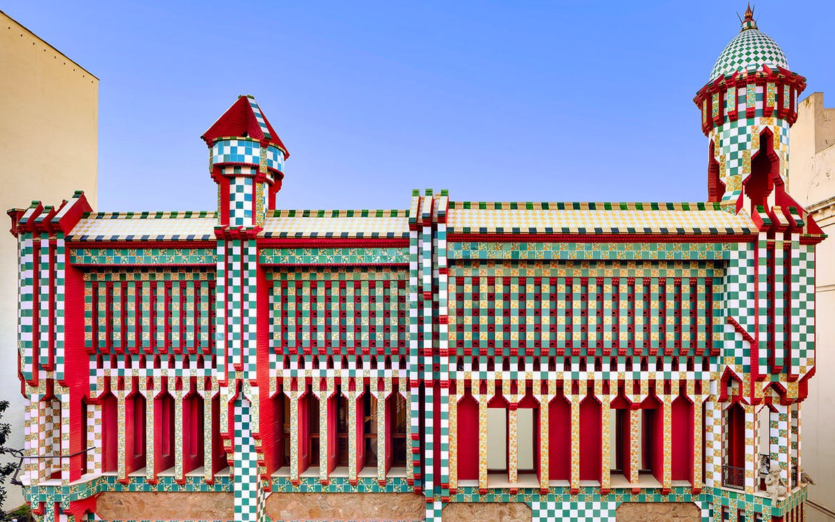 casa vicens - gaudi's first house-0