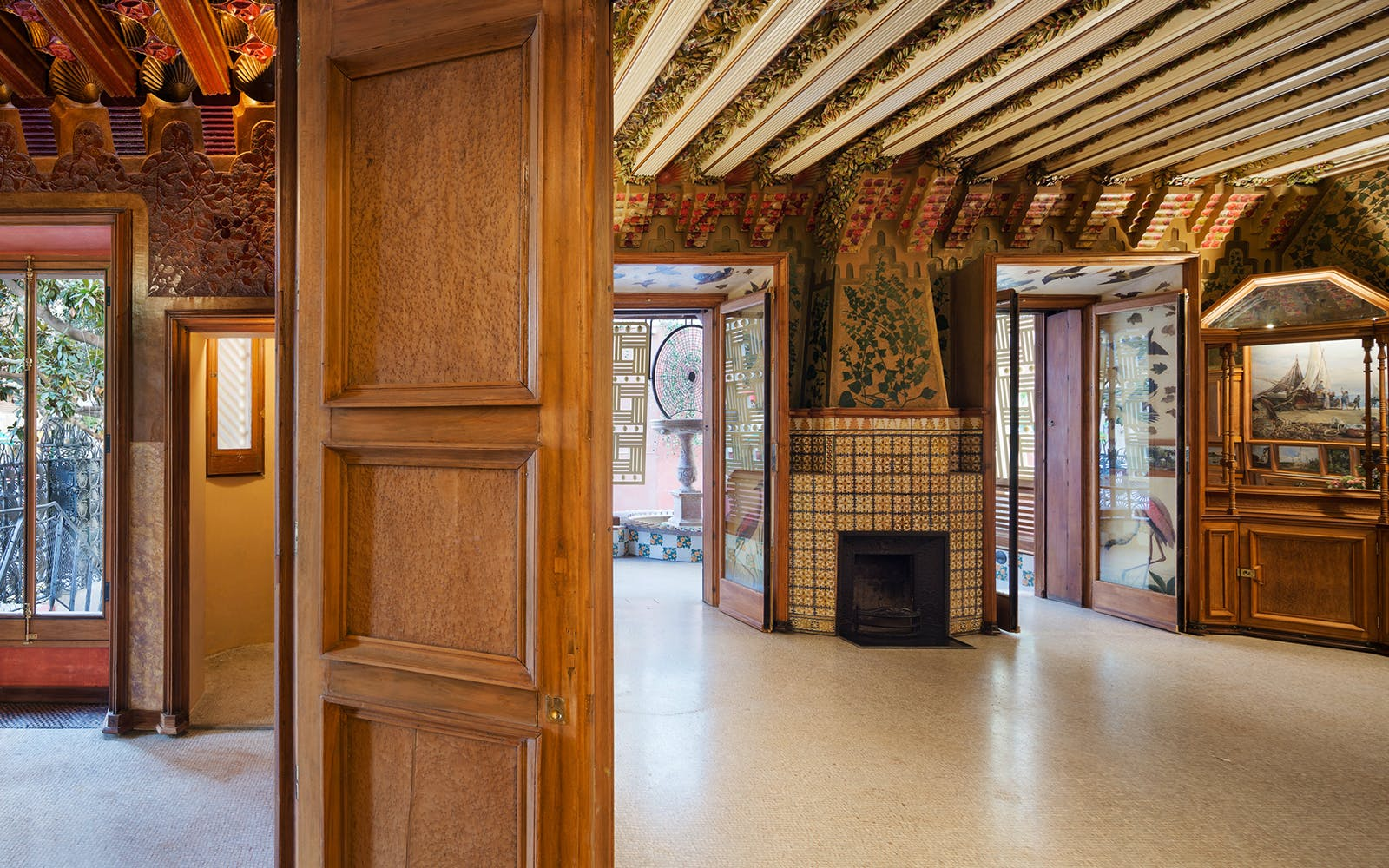 Casa Vicens Dining Room
