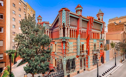 Fast Track Tickets to Casa Vicens