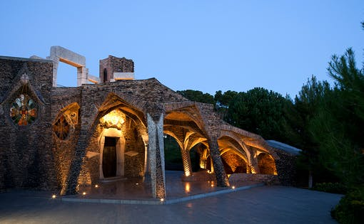 Fast Track Tickets to Colonia Guell