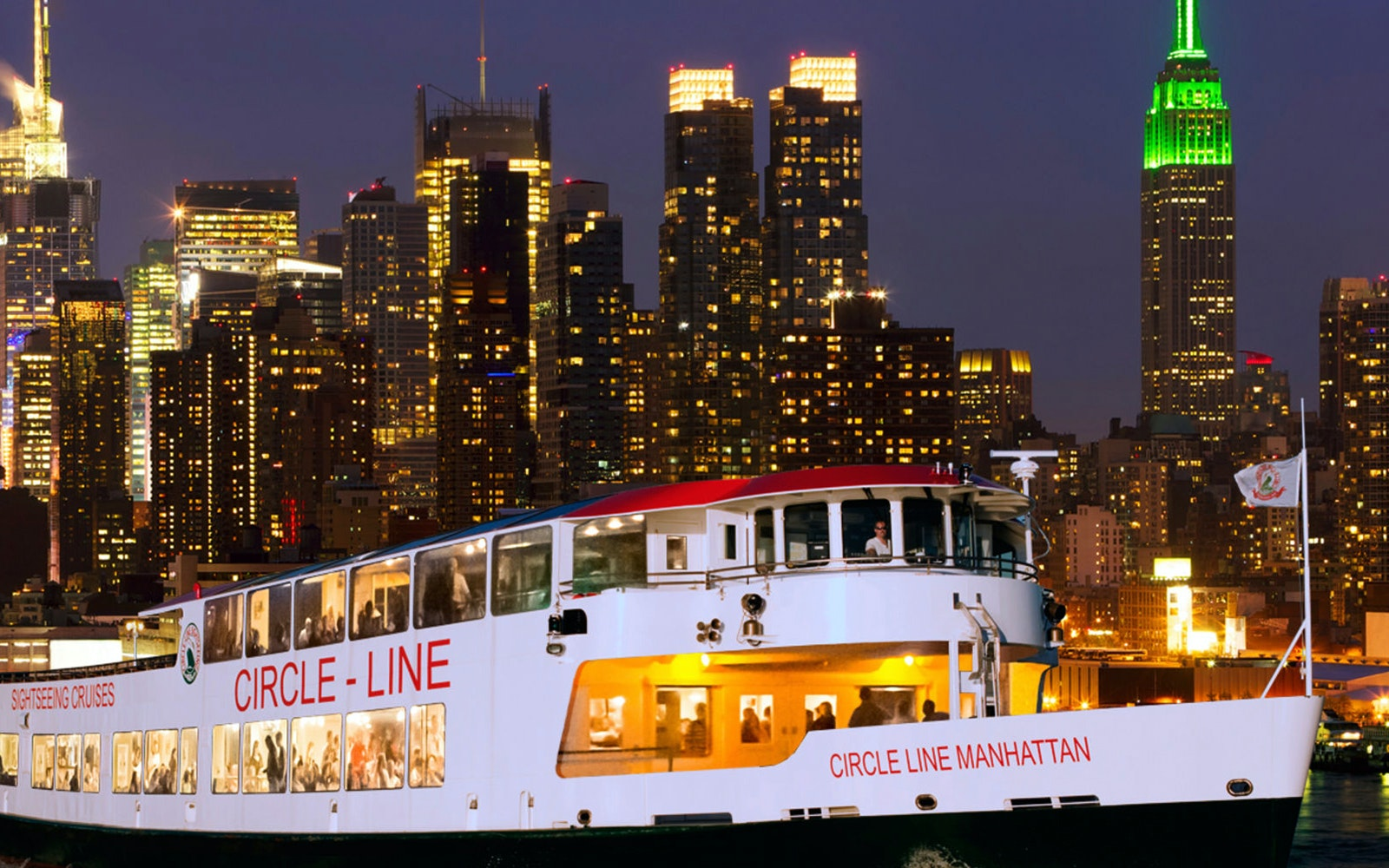 Circle Line New York Harbor Lights Cruise 3