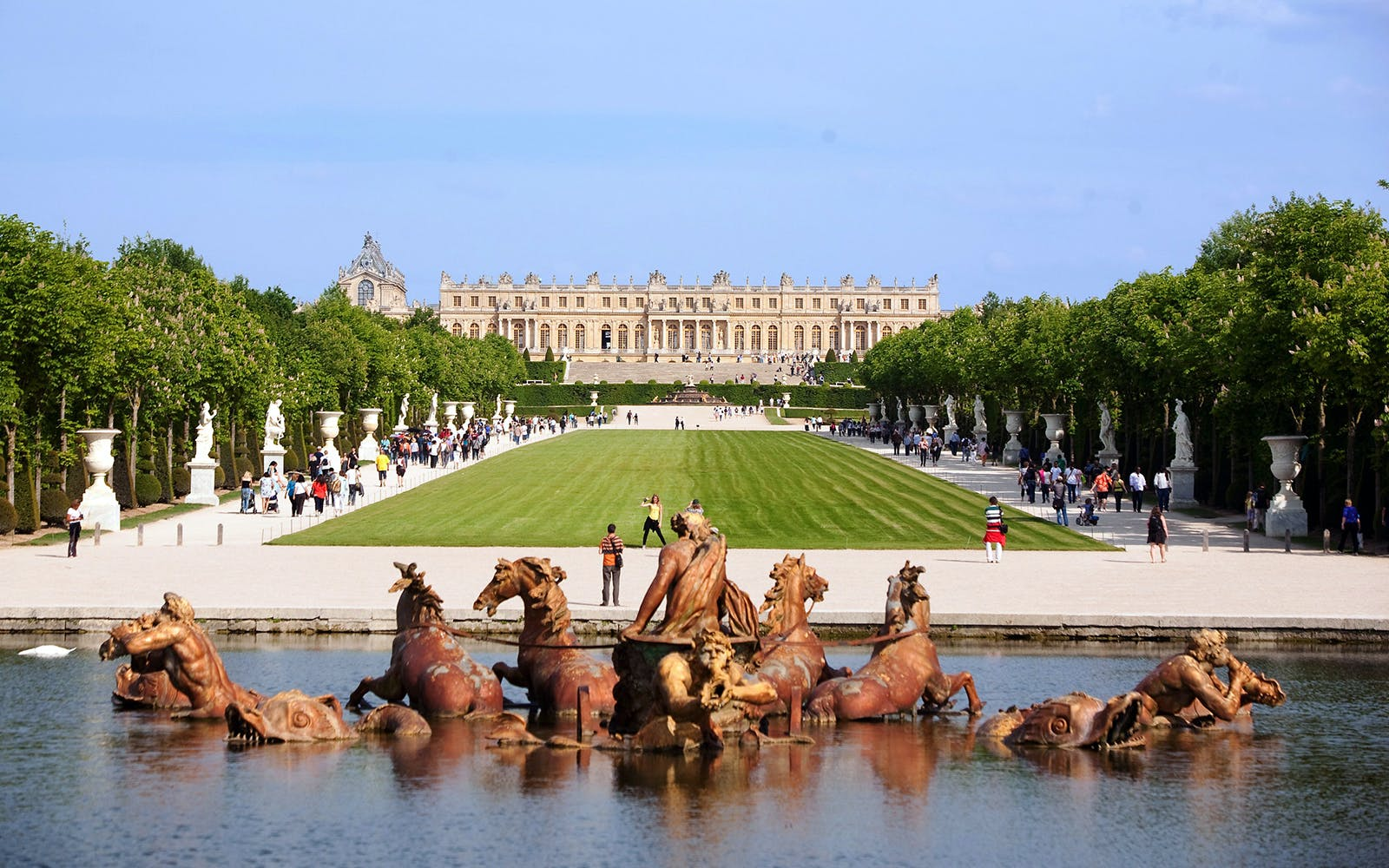 versailles all access passport entry with fountain shows and musical gardens-7