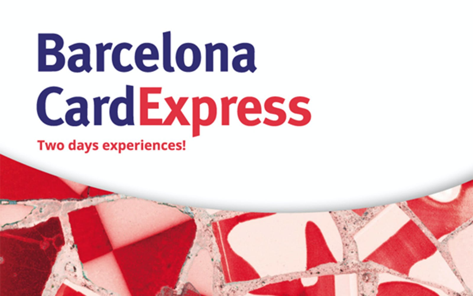 Barcelona Express 2 Day Card