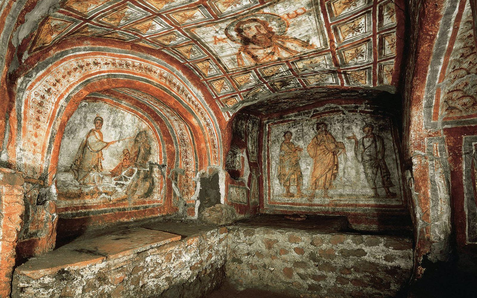 Crypts and Catacombs and Dark Heart of Rome Tour