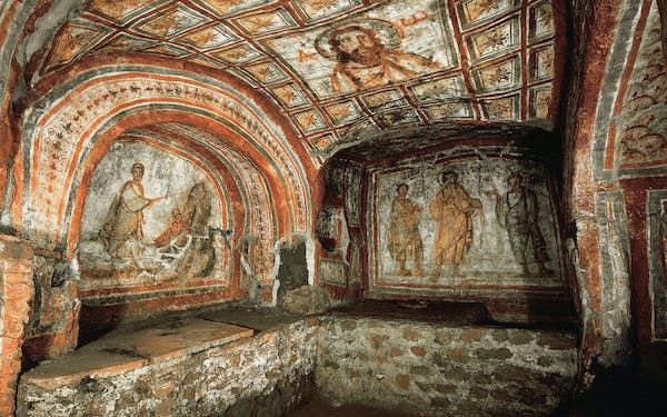 Crypts and Catacombs and Dark Heart of Rome ComboSaver Tour
